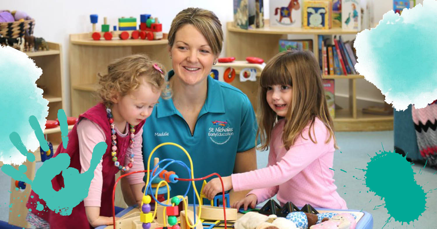 Exceedingly good results for St Nicholas Early Education