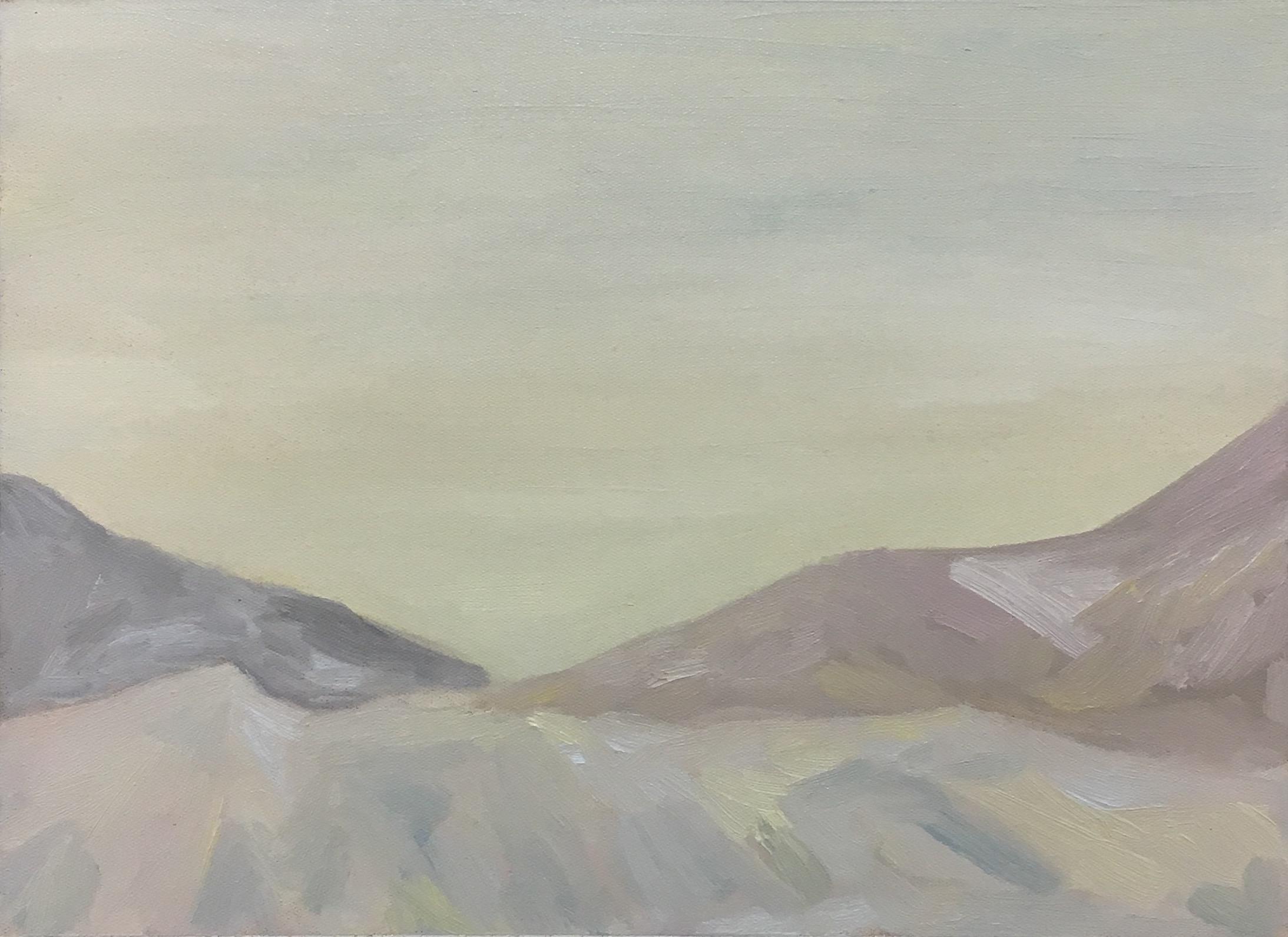 Landscape in a dream, a dream in a landscape