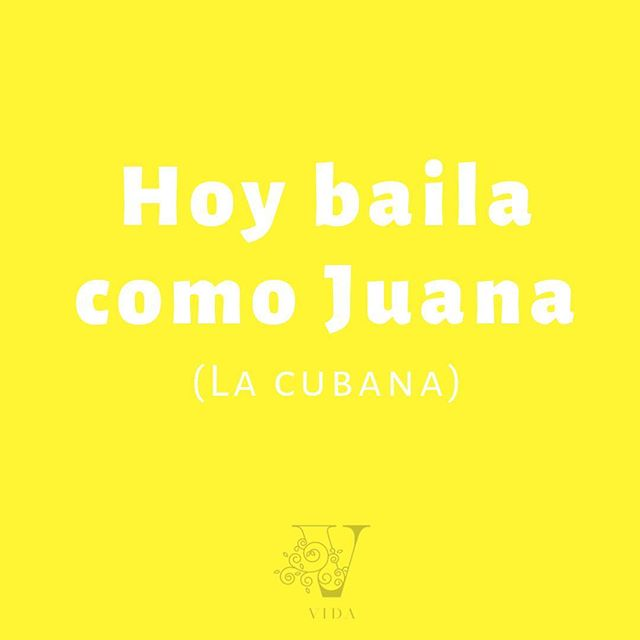 "🎵Baila como Juana la cubana,!⠀ El ritmo que se siente sabroso⠀ Como jugo de manzana⠀ Baila como Juana la cubana⠀ Un paso por delante⠀ Y un paso por atras pero con ganas⠀ Baila como Juana la cubana⠀ Para seguir el ritmo se tienes que⠀ Mover igual que juana⠀ Baila como Juana La cubana⠀ Viendo bailar a Juana me quedo⠀ Hasta las seis de la mañana⠀ Baila como Juana la cubana🎶⠀ ⠀ ⠀ ⠀ Shop our handcrafted luxurious lashes⠀ Reusable up to 25 times! ⠀ Www.vidacosmeticsshop.com⠀ Use code FAMILIA for 20% off⠀ ⠀ Www.facebook.com/shopvidacosmetics⠀ ⠀ Join our text alerts to get alerted on giveaways, sales, restocks, Facebook lives, & much more! ⠀ 🤳🏼text ""@vidalash"" to 81010⠀ ⠀ ⠀ #lashes #latina #beauty #makeup #mua #abh #maquillaje #maquiagem #anastasiabeverlyhills #glow #vidacosmetics #vida #fiercesociety #wakeupandmakeup #motd #latinaowned #womanowned #ojos #makeupmafia #makeupartist #morphebabe #vidabeauty #eyelashes #makeuplookoftheday #makeupjunkie #makeuplover #makeupaddicts #LatinAmerica #latinx #latinas"
