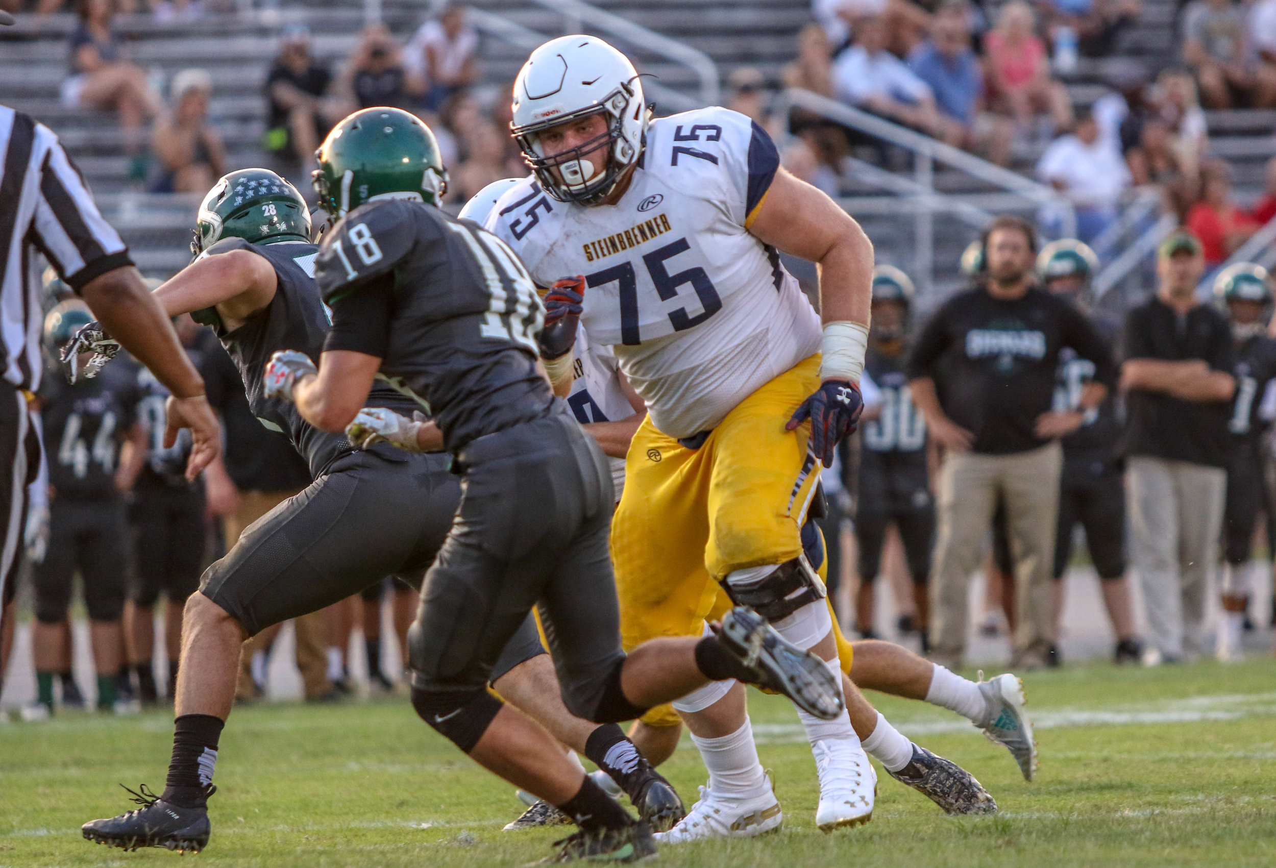 Football: Sickles vs. Steinbrenner Spring Jamboree   Taken 5-16-2019 by Will Turner