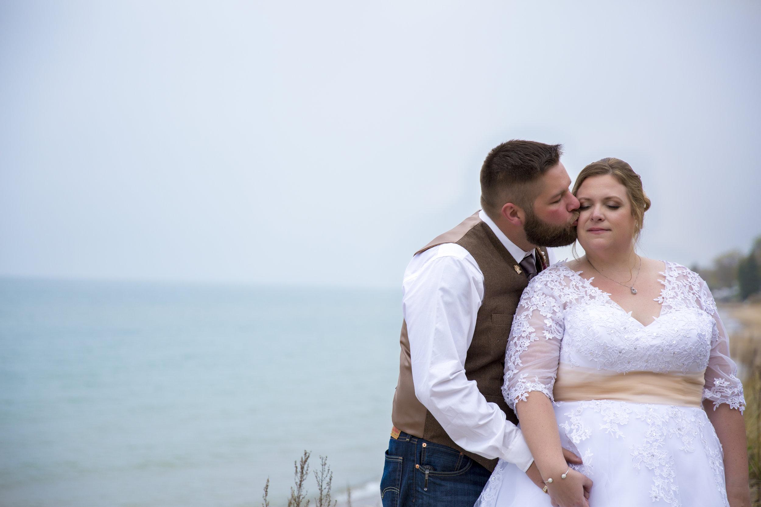 Michigan Beach Wedding