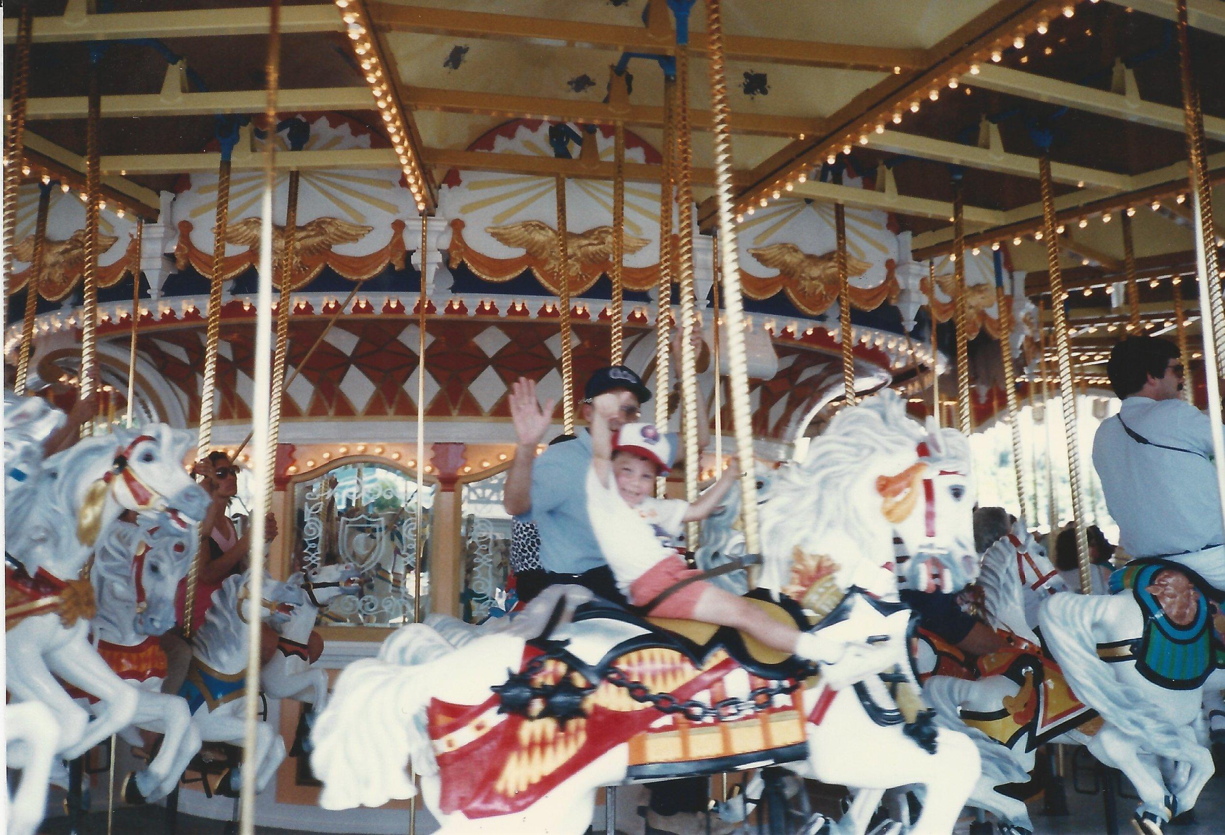 kev on carousel.jpg