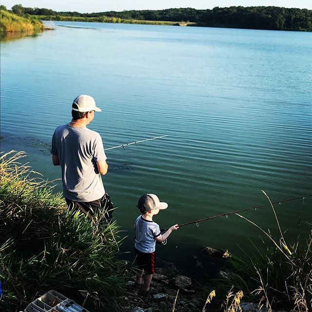 We be fishin'! . . . #meeksofthemountain #inspiringanadventuremovement