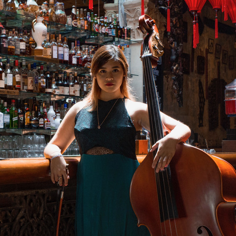 Dahlia Neniel (Double Bass)