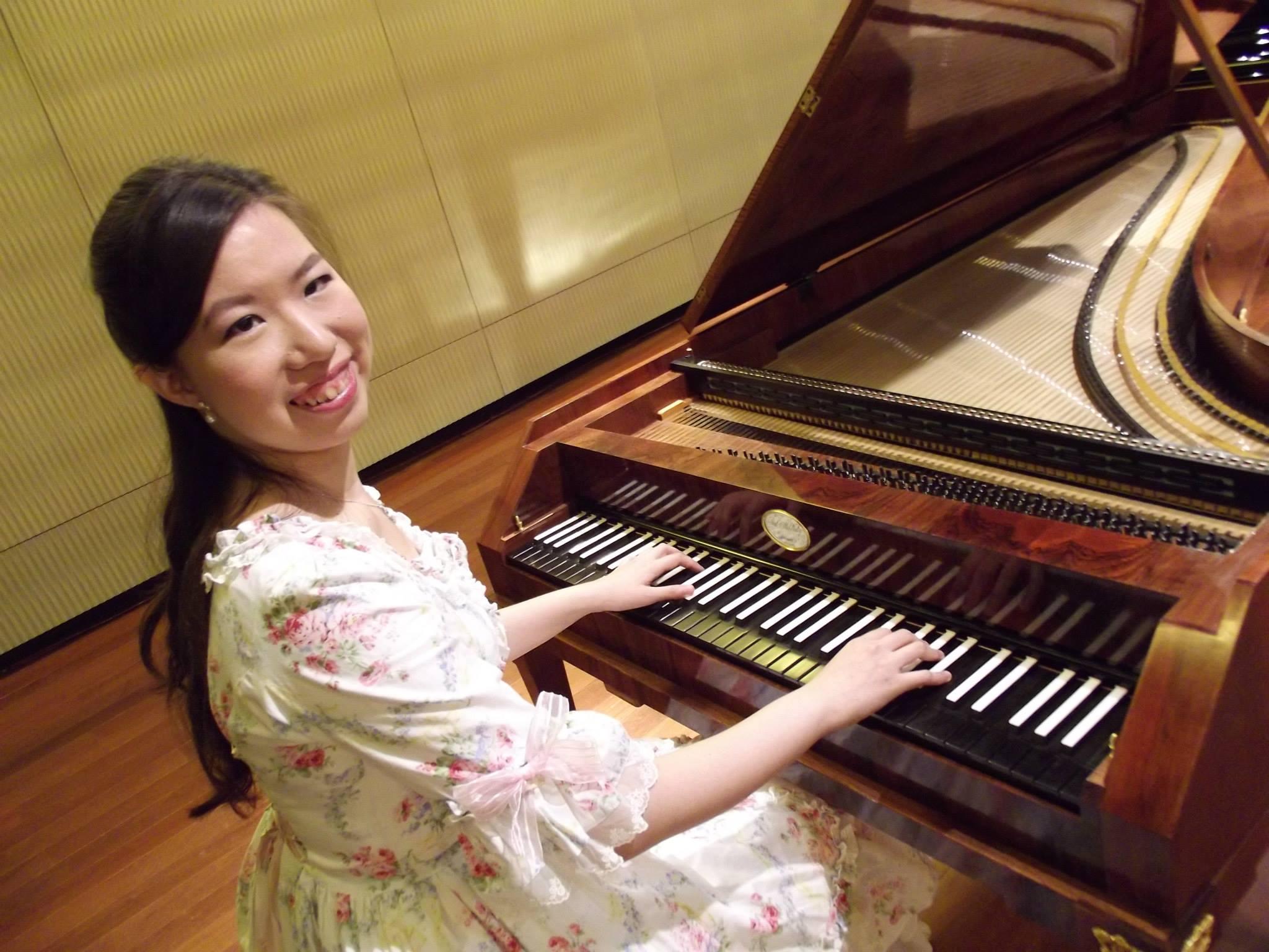Chin Ying Han (Harpsichord)