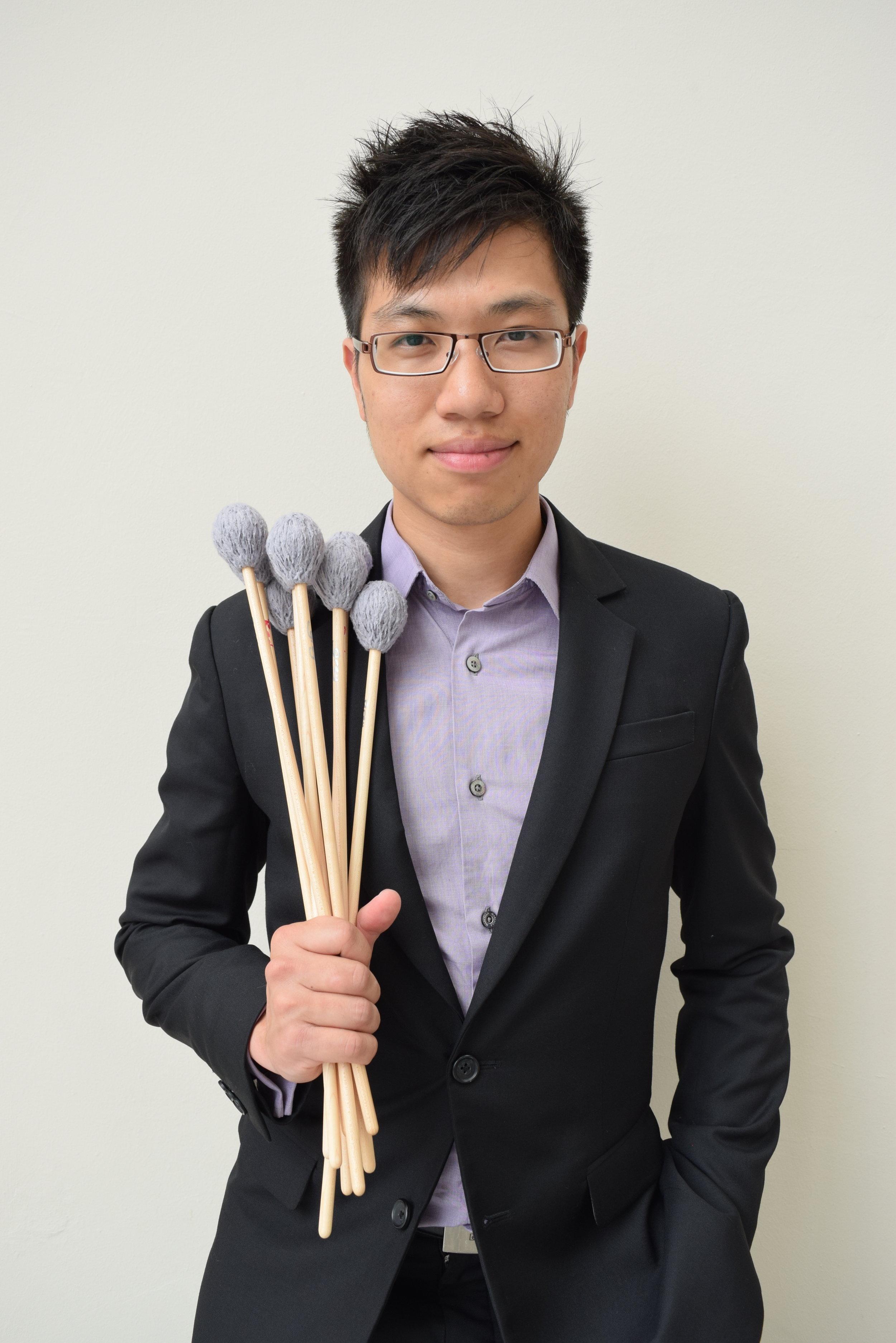 Joachim Lim (Percussion)