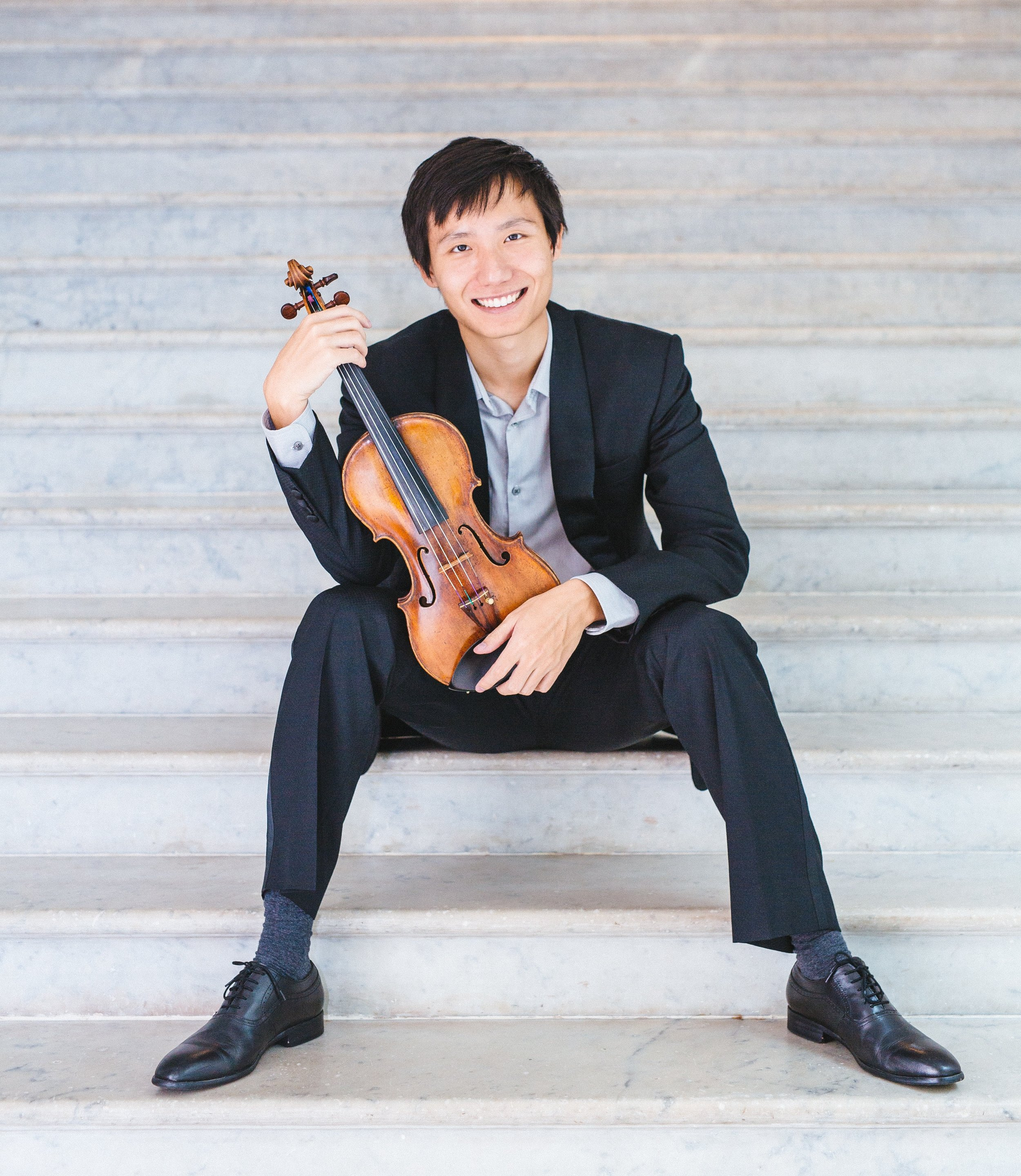Loh Jun Hong (Violin)