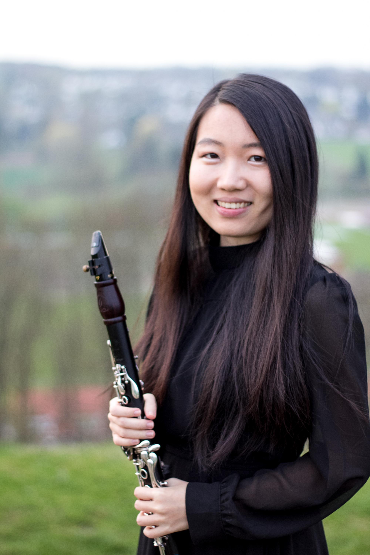 Miao Kaiwen (Clarinet)