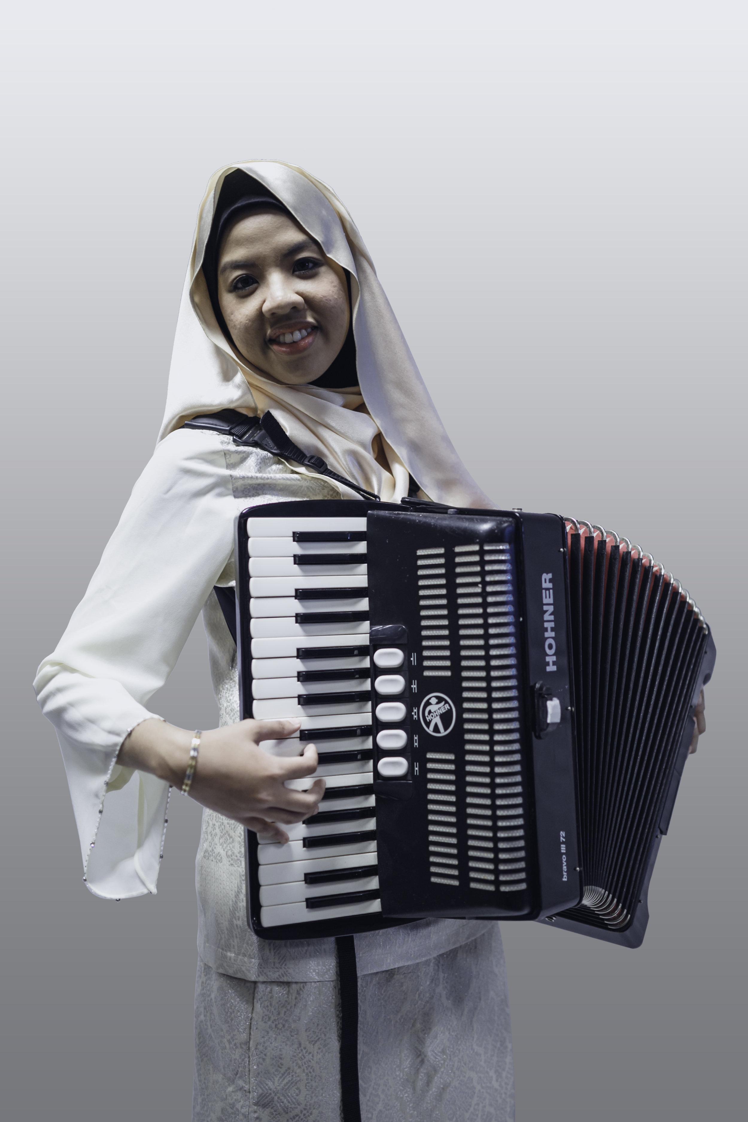 Syafiqah 'Adha Sallehin (Composition)