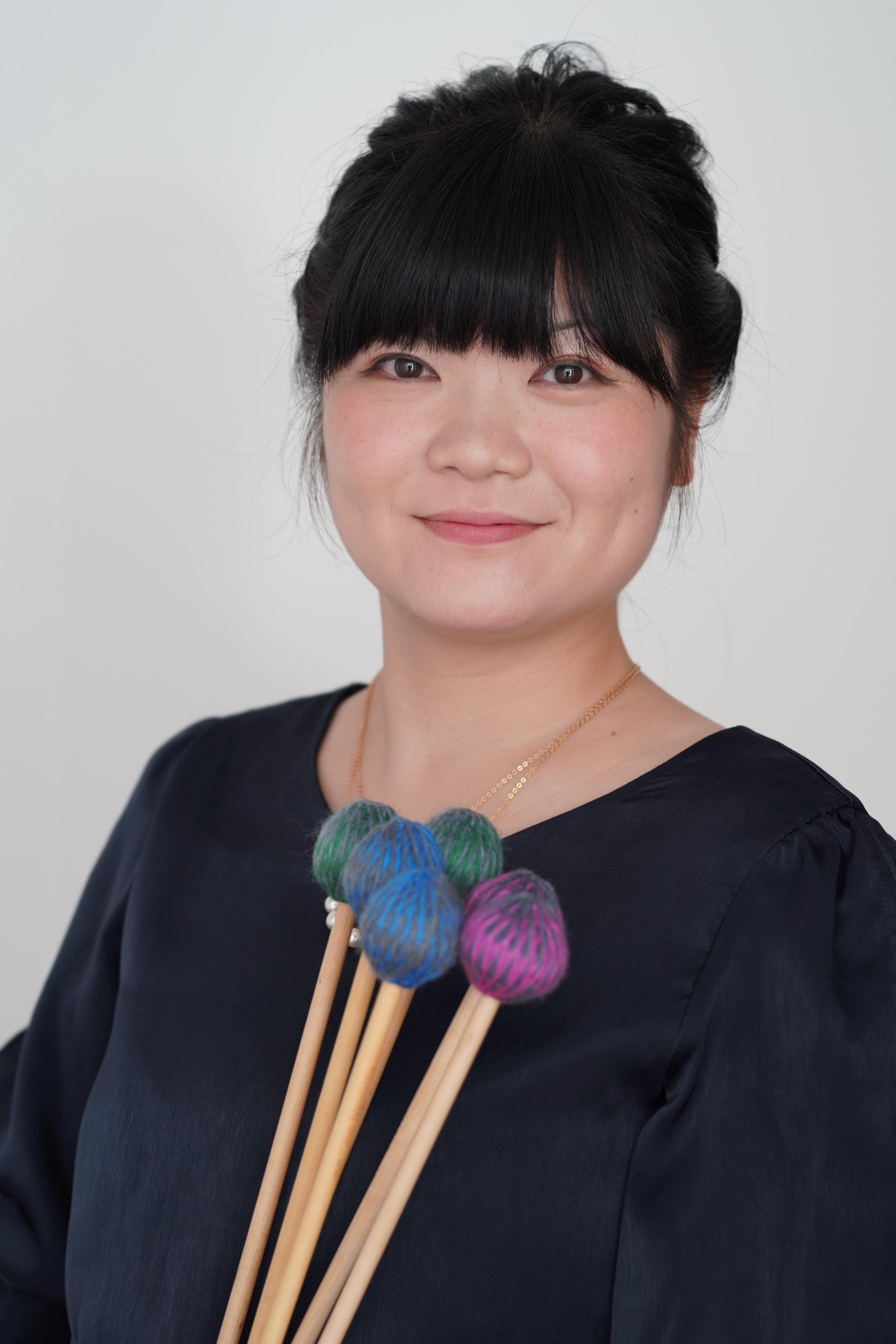 Akari Tsuruta (Percussion)