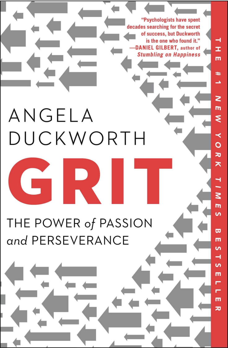 Grit: The Power of Passion and Perseverance Paperback – Angela Duckworth