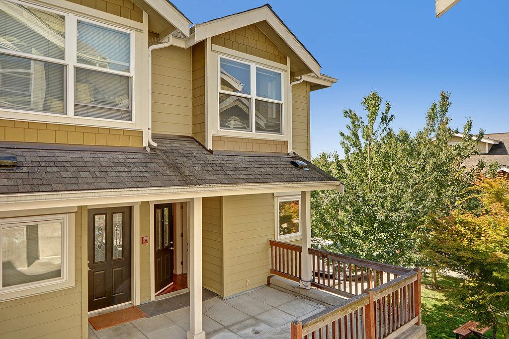 Seward Park Townhome - Sold $381,000