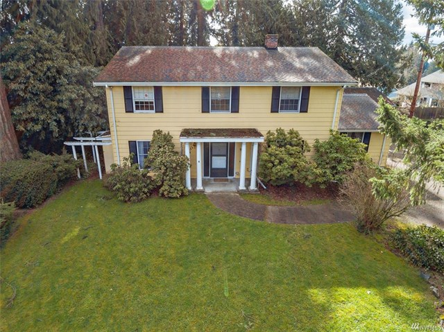 Bothell Home - Sold $960,000