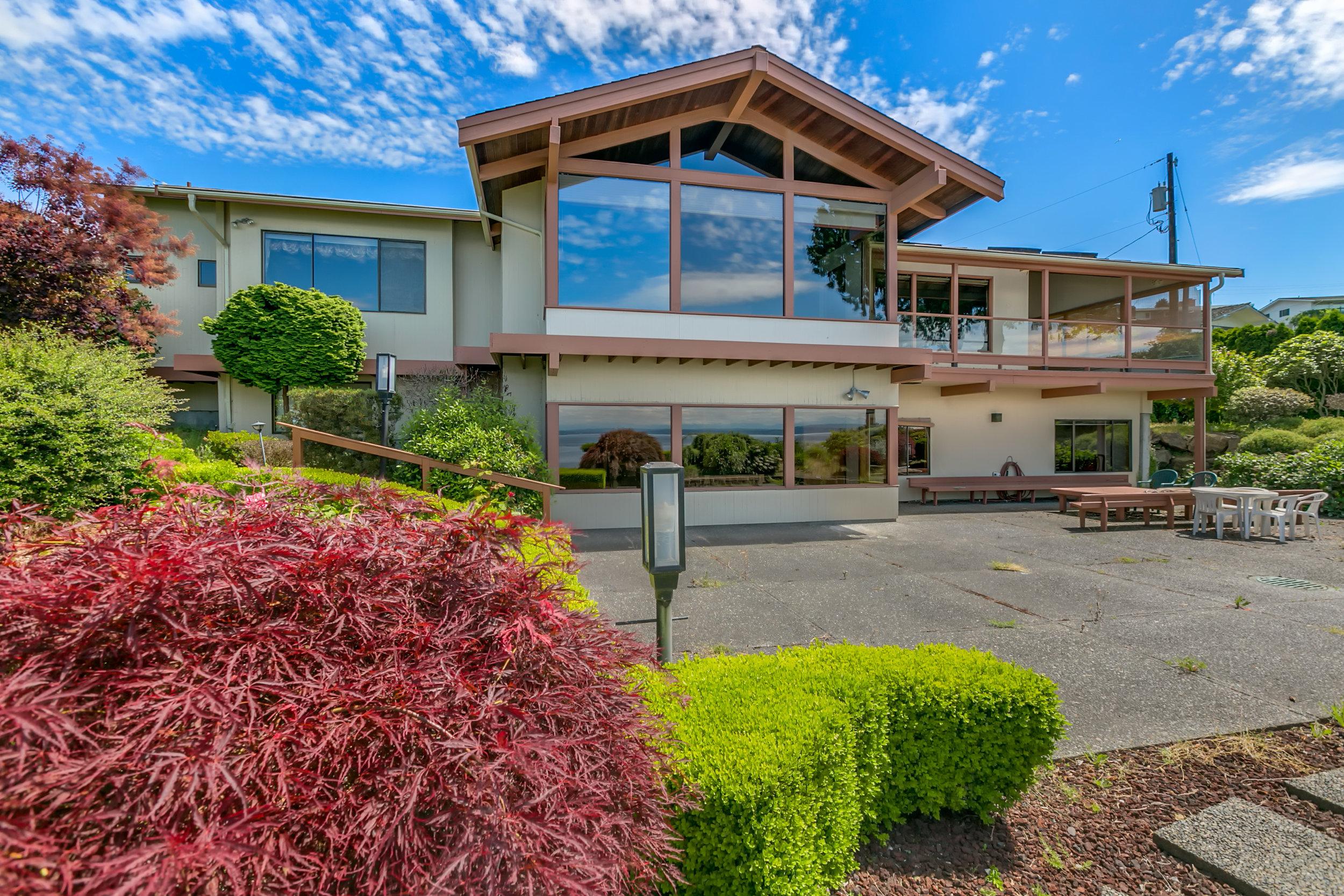 Edmonds View Home - Sold $1,385,000