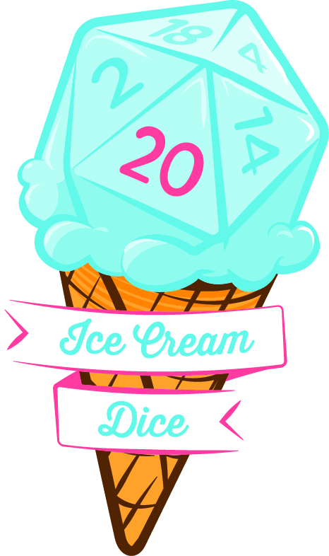 Ice Cream Dice