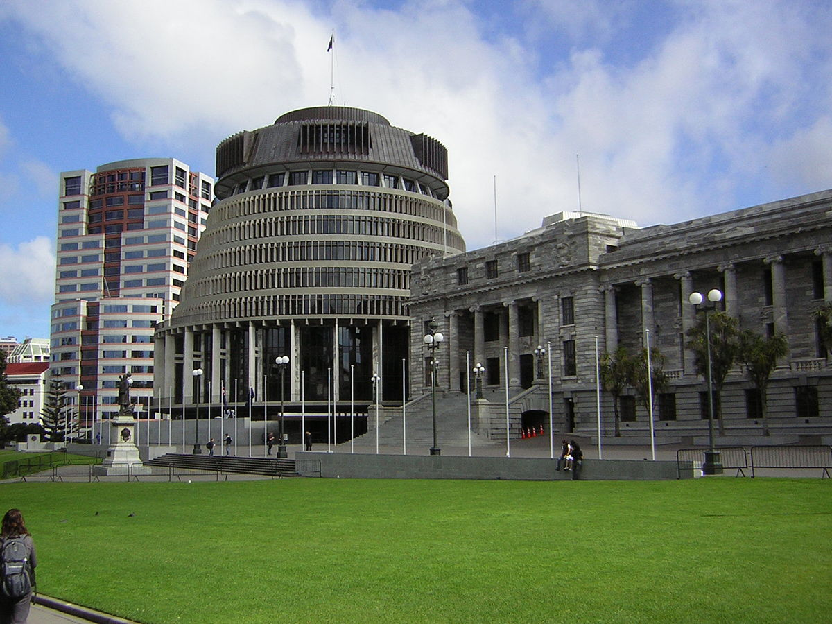 Beehive_Parliament
