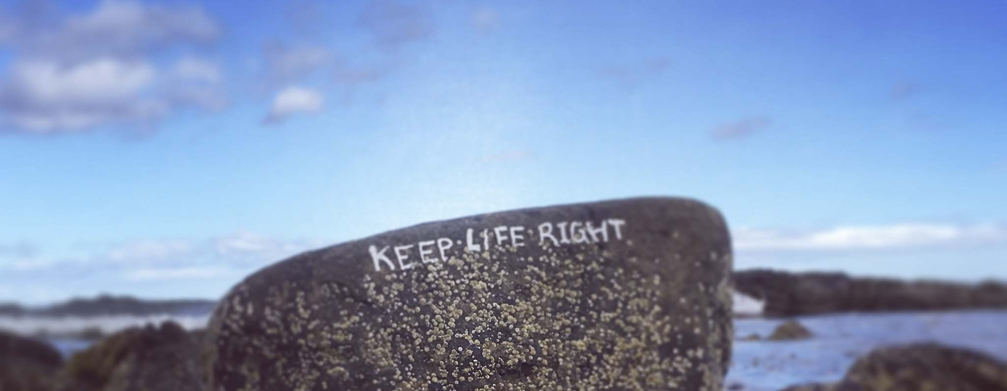 keep life right ali cleary