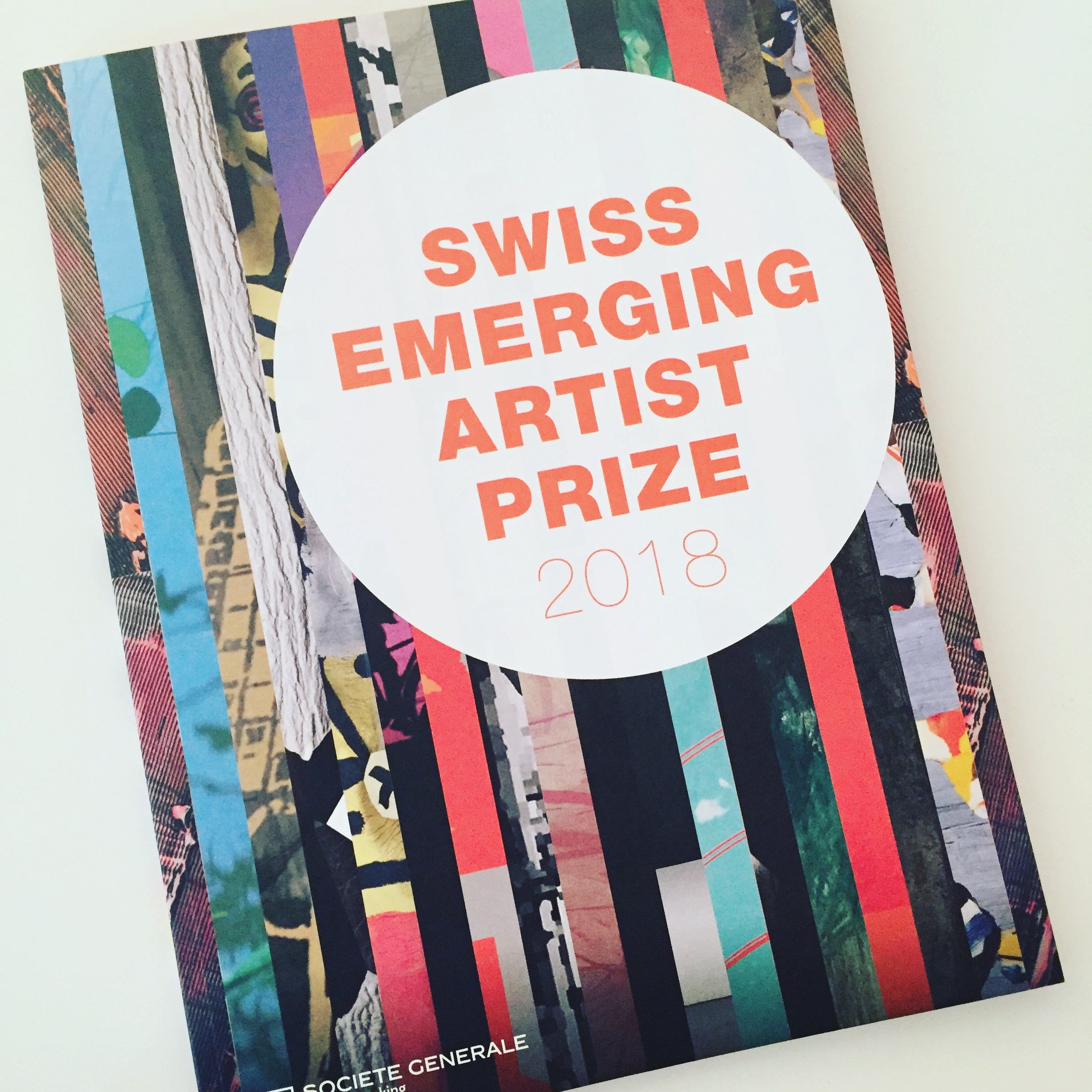 Discover the Swiss Emerging Artist Prize - Click here