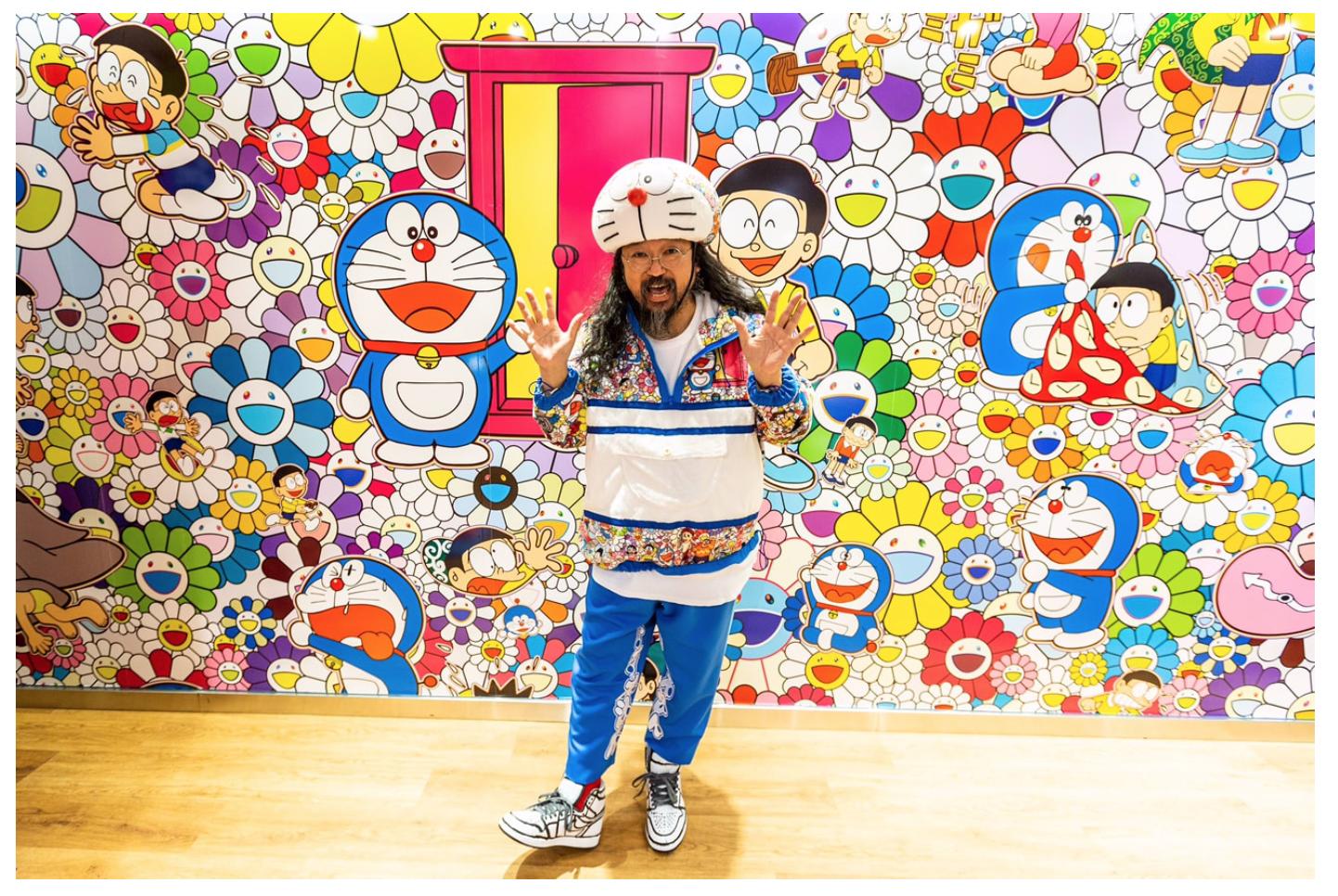 Takashi Murakami X Uniqlo