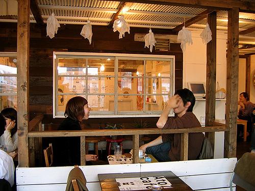 Yoshimoto Nara X A to Z Café Tokyo