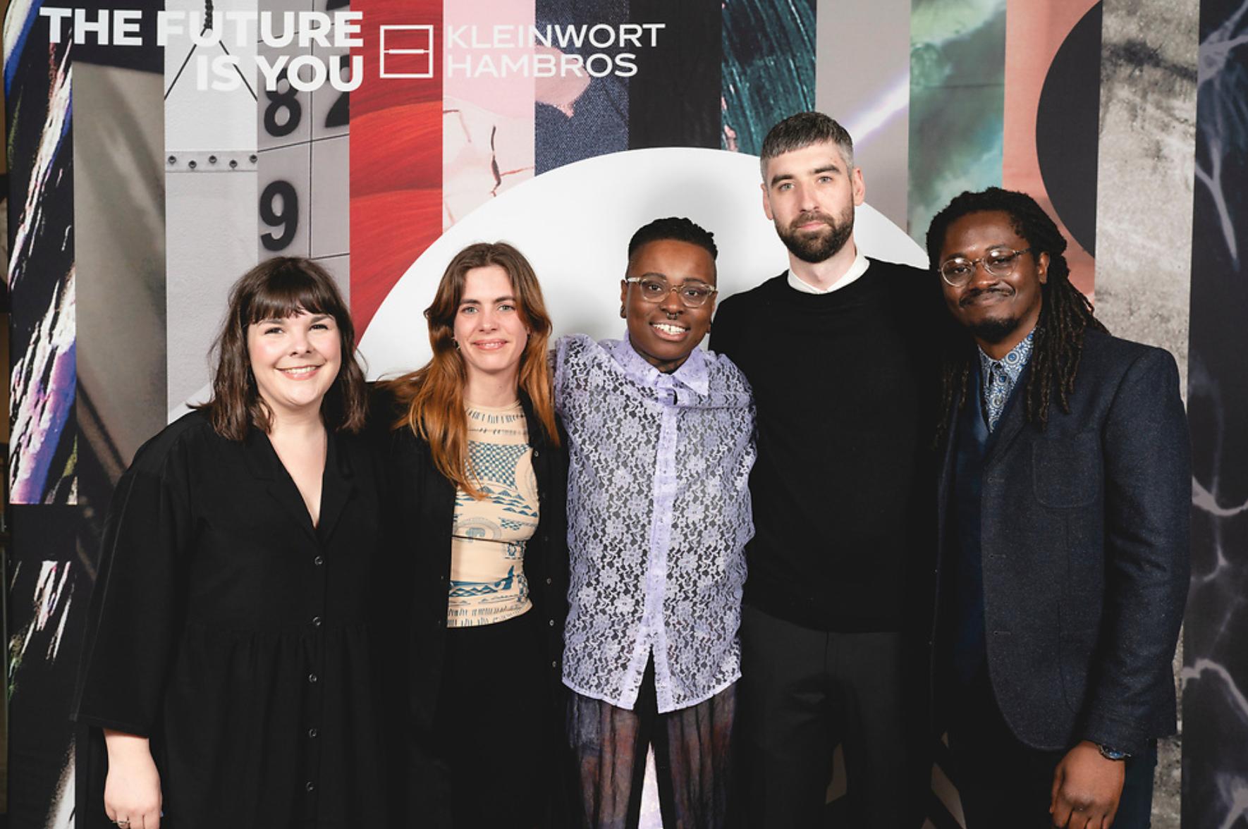 Kleinwort Hambros Emerging UK Artist Prize - FIND OUT MORE