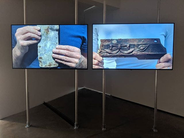 #thelandthat @themacbelfast video-based sensorial and reflexive exploration of place #donegal #Franceshegarty #andrewstones #artflowagency #artengagement