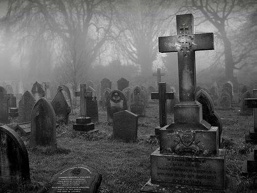 El cementerio de Brompton.