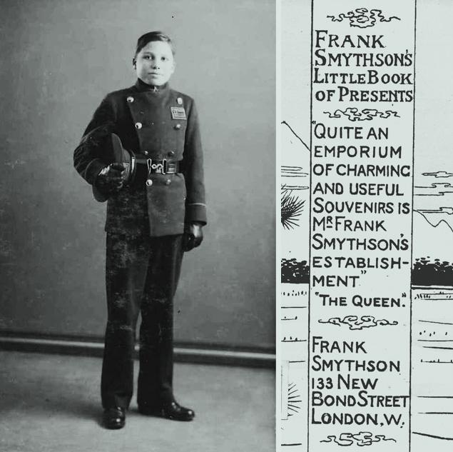 Frank Smythson.