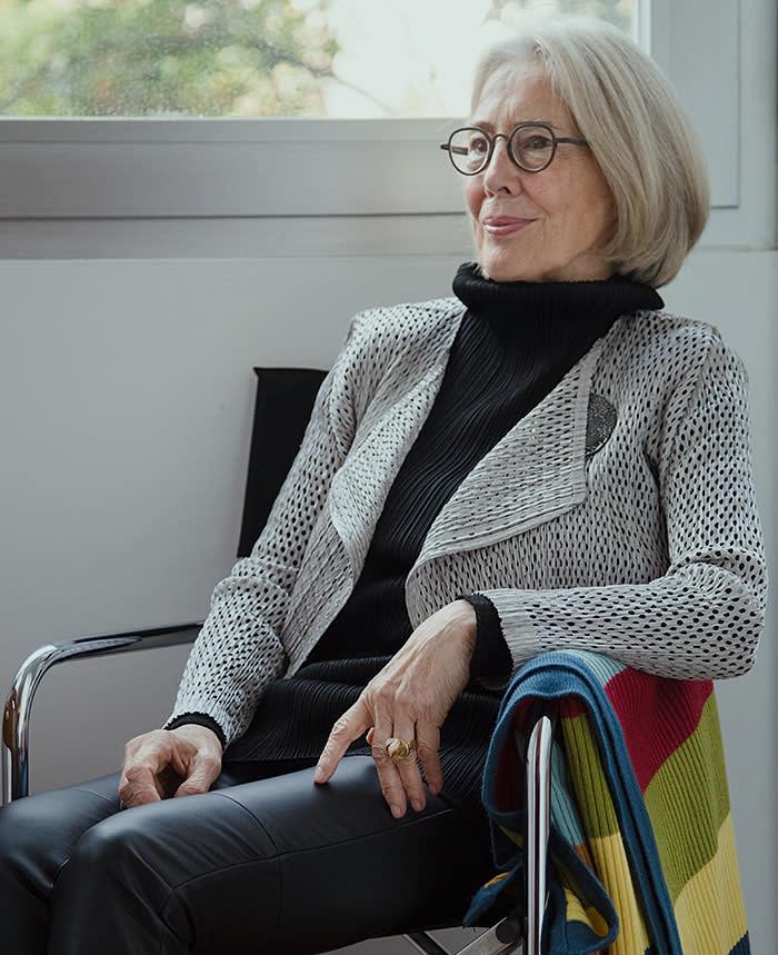 María Sebregondi.