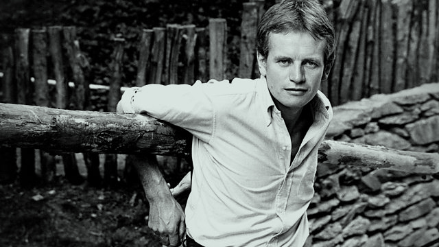 Bruce Chatwin.
