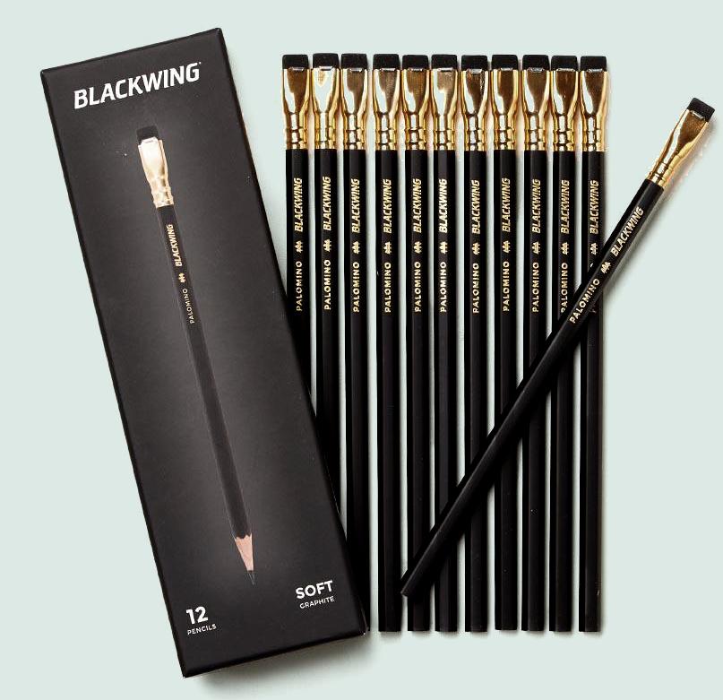 Haz click en la foto para navegar por el catálogo de los nuevos Blackwing Palomino.