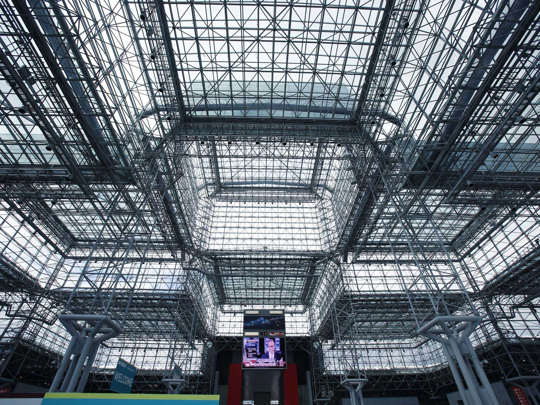 Javits Center, New York