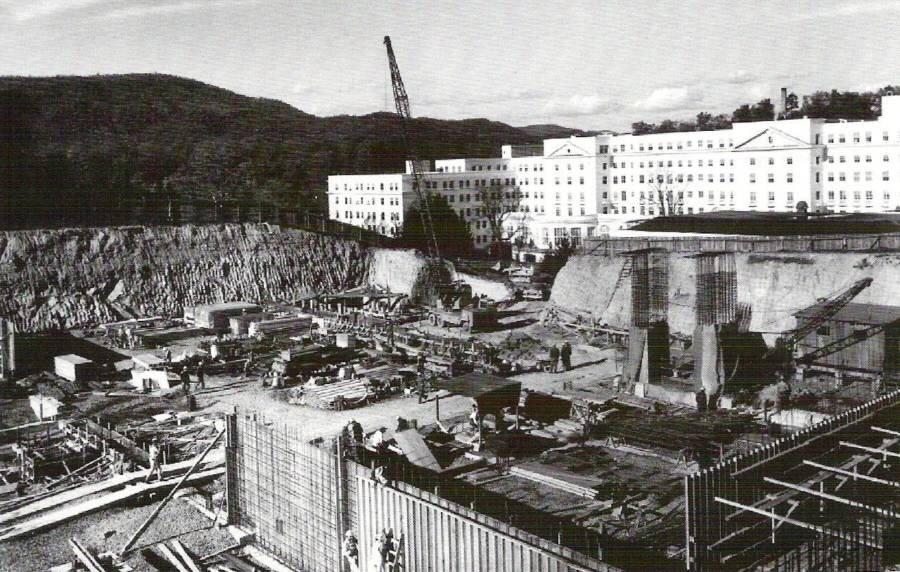 La construcción.