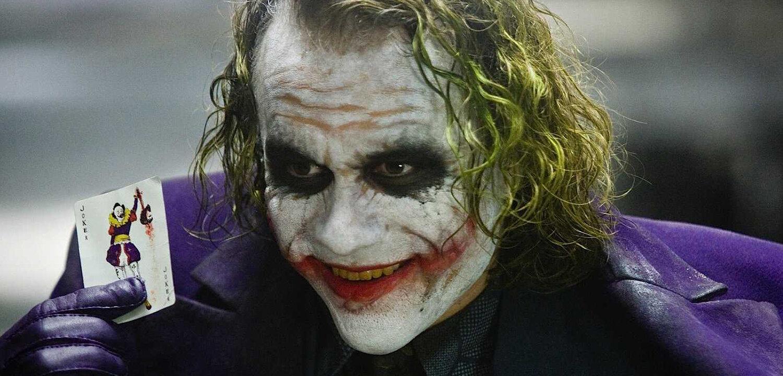 El joker, según Ledger.
