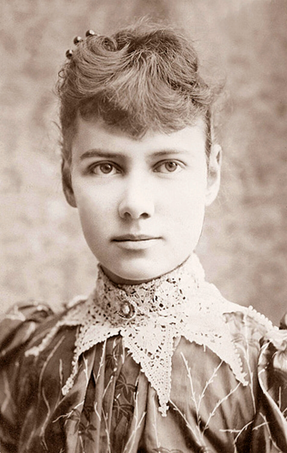 Nellie Bly.