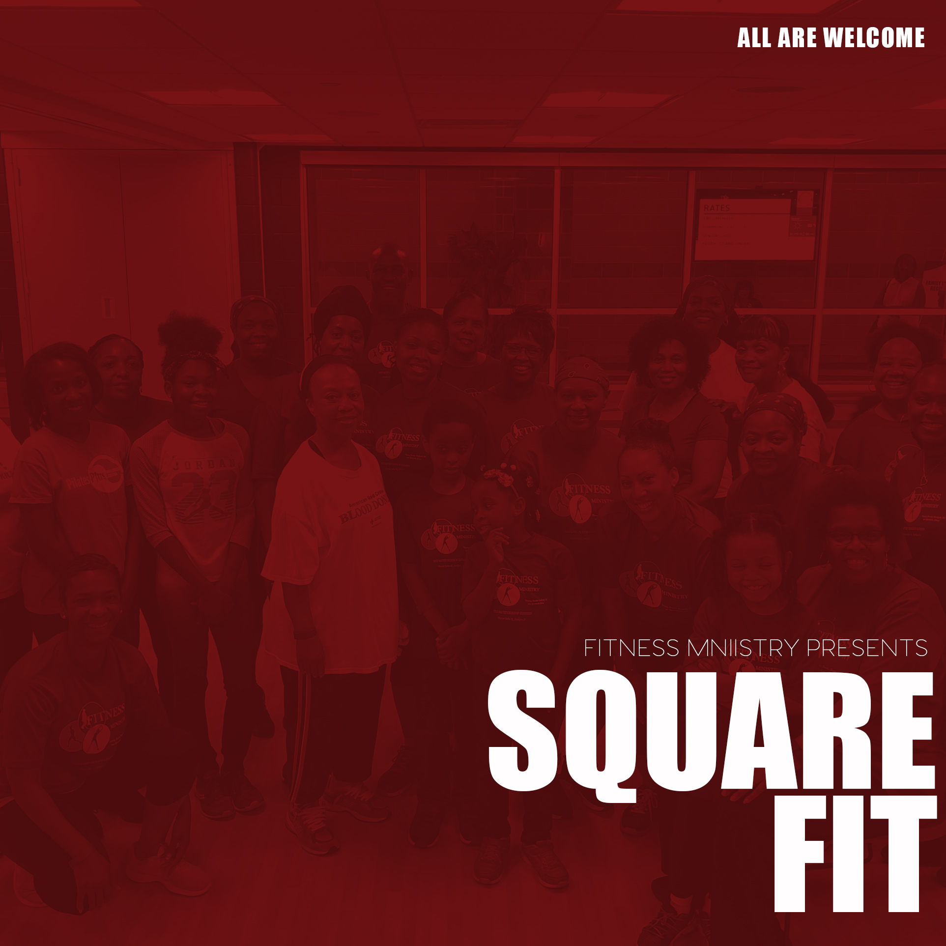 Square Fit is an agility and cardio interval based workout designed to make you faster and stronger through movements in boxing using a square. The class involves plyometric training, body weight work, and running. Suitable for all fitness levels.