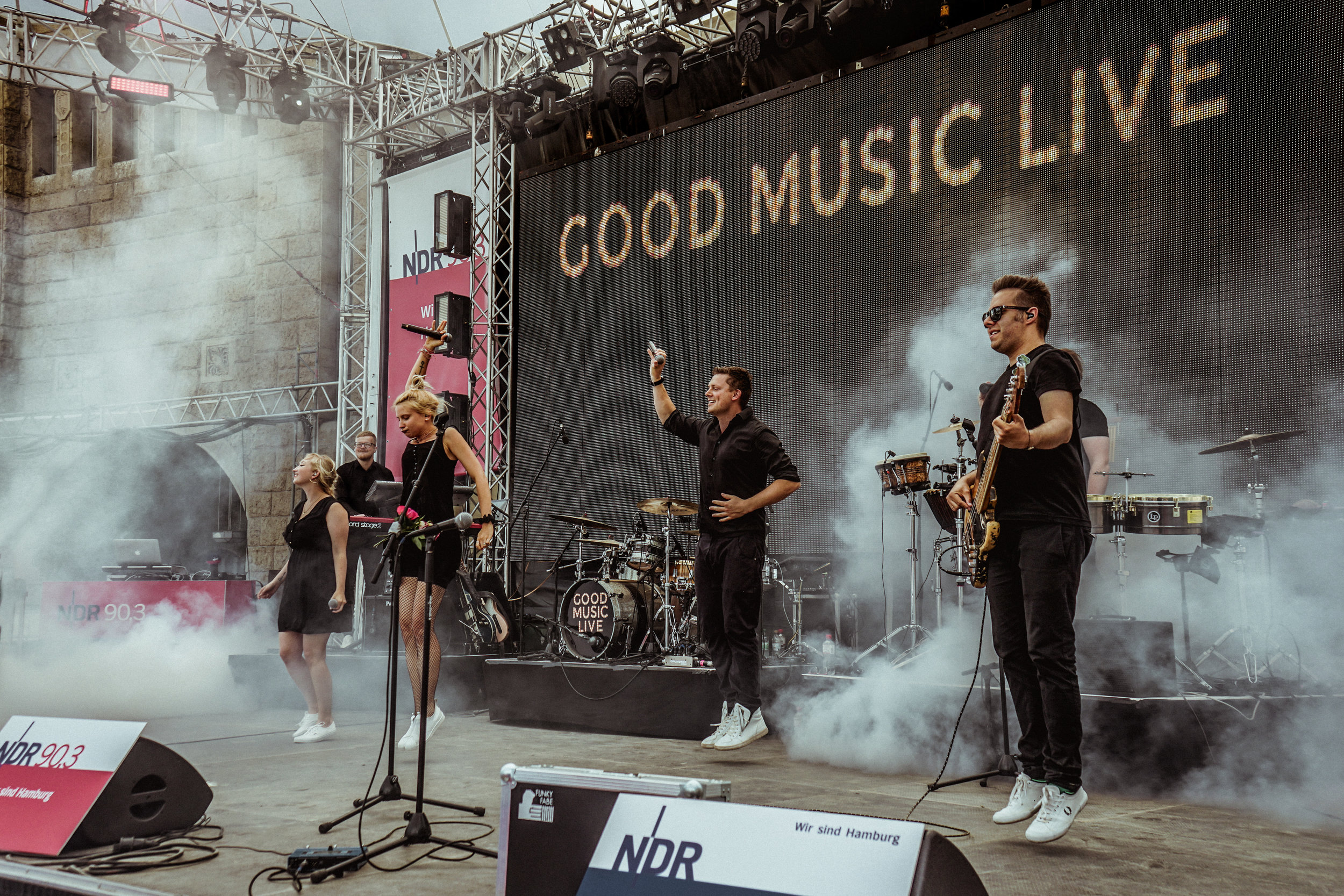 GOOD MUSIC LIVE, Live Show, May 2018 - Hafengeburtstag, 2018