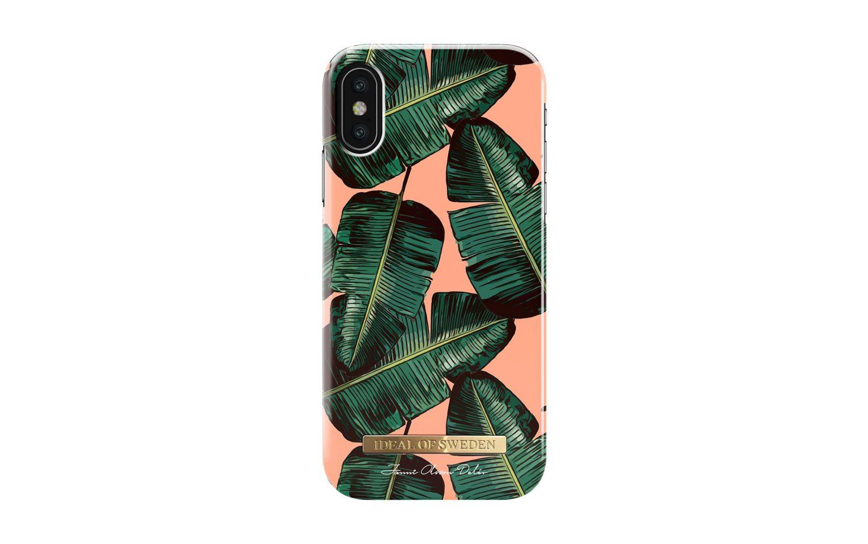 Coral Leaves, Janni´s Favorit - Dieses Case sieht auf Fotos super stylish aus und bringt alle Pflanzenliebhaber ins Schwärmen!Coral Leaves