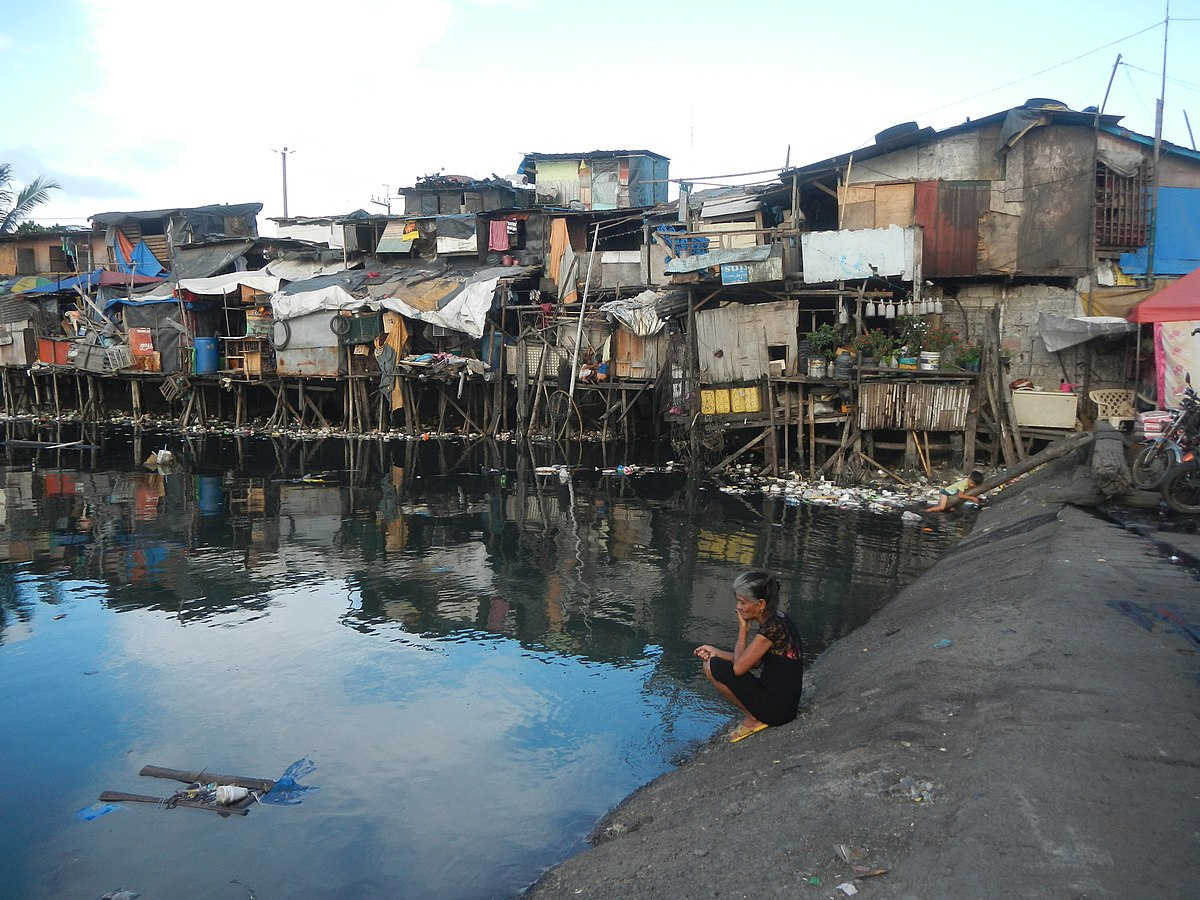 Many areas inside and outside Metro Manila do not have proper access to clean water. Photo by  Judge Floro .