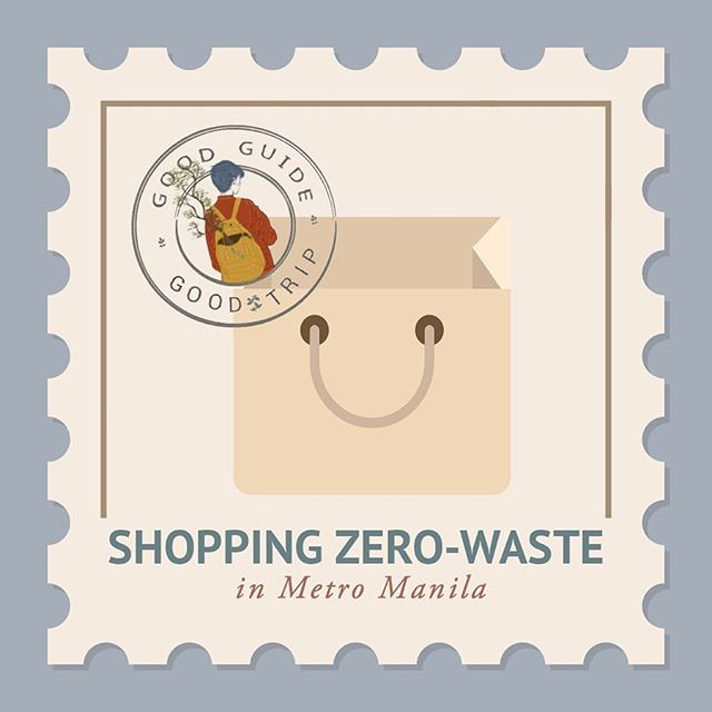 Incorporating the zero-waste lifestyle with travel habits may be challenging, but there are a lot of places in Metro Manila to equip you with the necessary tools!  Check out these zero-waste stores to help you travel sustainably at the newest section of our website called 'Good Guides' - a growing collection of destination guides that will bring you to sustainability and ecocentrism ♻️ Read it here: bit.ly/zerowastemnl 🚮 or click the link in our bio!
