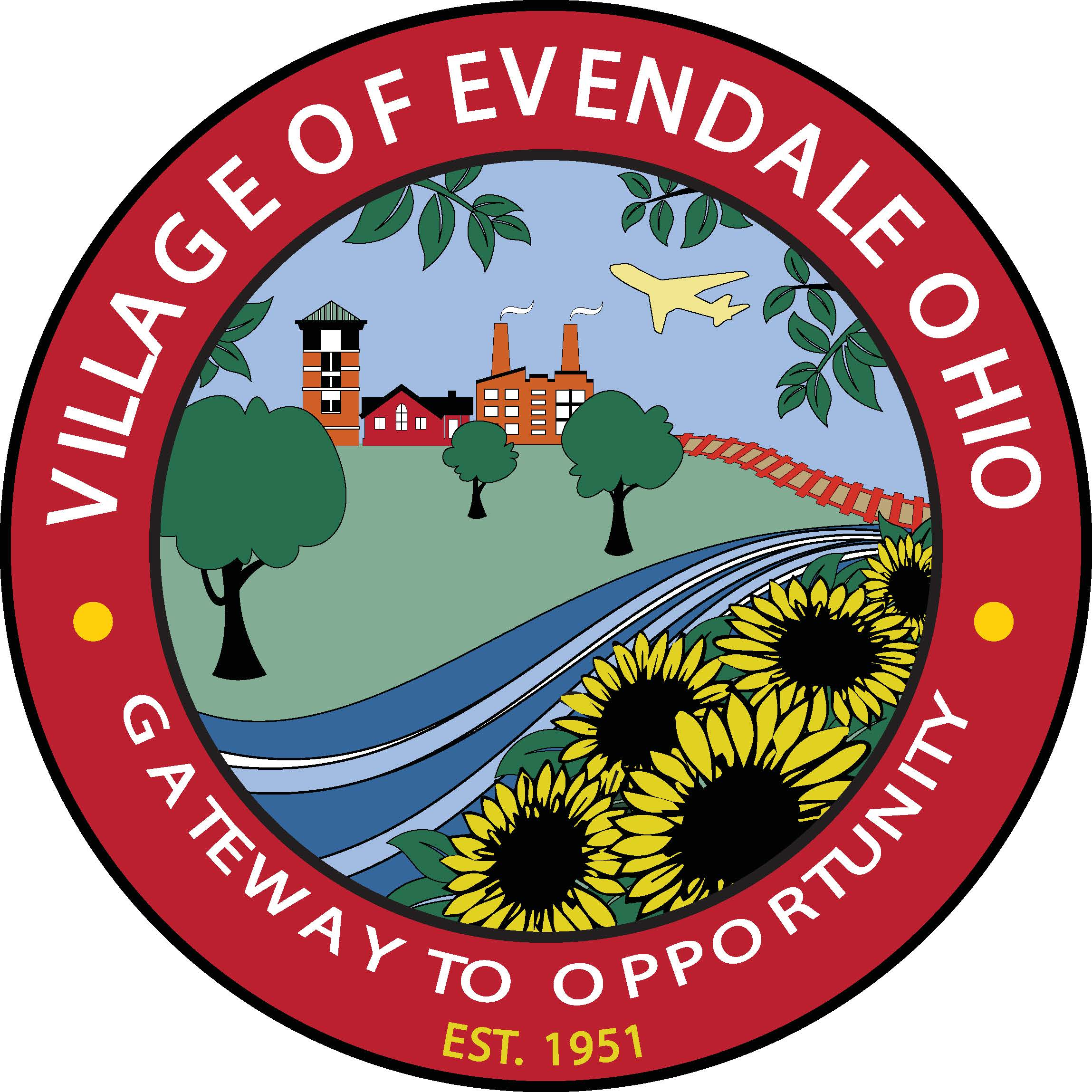 Evendale Seal 12x12 Print vector (2).jpg