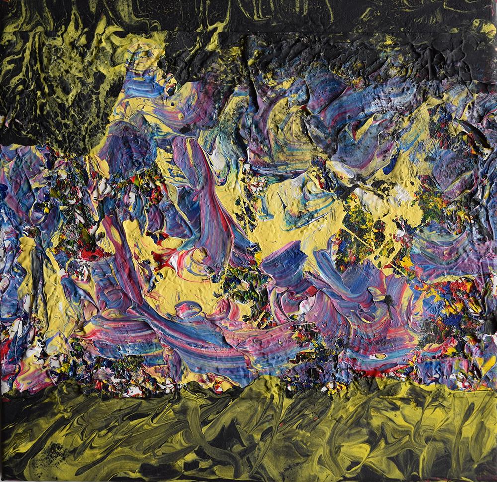 Ode to Jackson Pollock
