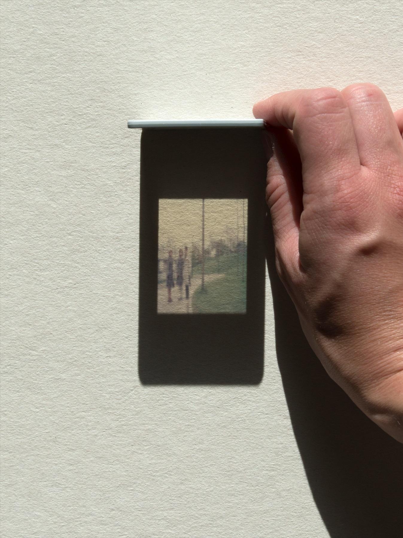 Morgaine Schäfer,  BWS 3825 (After Rainfall in Munich) , 2019 Inkjet print 80 x 60 cm