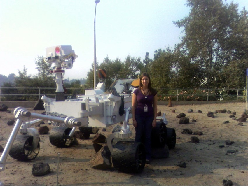 In one of her previous roles, Katherine worked at NASA's Jet Propulsion Laboratory and managed Reliability Engineering for Curiousity.
