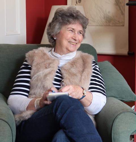 Rosemary Hayes, Children's Book Writer, Author