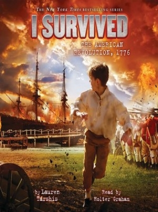 I Survived the American Revolution, 1776  (I Survived #15)  Eleven-year-old Nathaniel Knox is heading to New York City to find his father, but becomes trapped in a terrible gunfight between American and British troops.  August 29