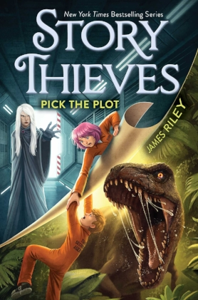 Pick the Plot  (Story Thieves #4)  When Owen finds himself stuck in a Pick Your Own Plot story, things get more complicated than ever.  September 26