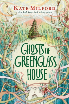 Ghosts of Greenglass House  (Greenglass House #2)  This exciting sequel to a beloved book is a smart, suspenseful tale that offers ghosts, friendships, and a cast of unforgettable characters, all wrapped up in a cozy mystery.  October 3