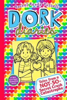 Tales from a Not-So-Secret Crush Catastrophe  (Dork Diaries #12)  The series picks up as Nikki counts down to the end of the school year and is questioning how she'll spend her summer. She faces an even bigger dilemma when she develops a crush on a new classmate.  October 17