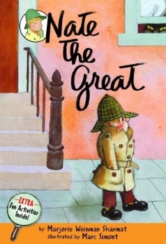 Nate the Great Series for Beginning Readers  Nate the Great has a new case! His friend Annie has lost a picture. She wants Nate to help her find it. Nate the Great must get all the facts, ask the right questions, and narrow the list of suspects so he can solve the mystery.